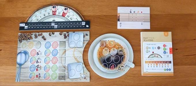 ゲームボード|コーヒーロースター 欧州エディション