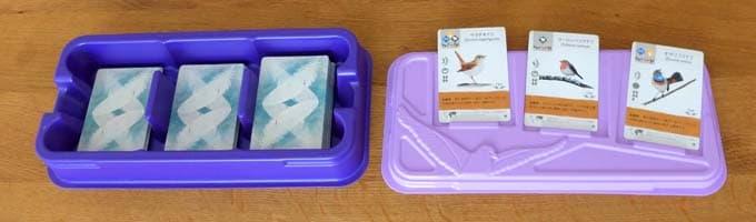 紫のカードトレイ|ウイングスパン拡張:欧州の翼