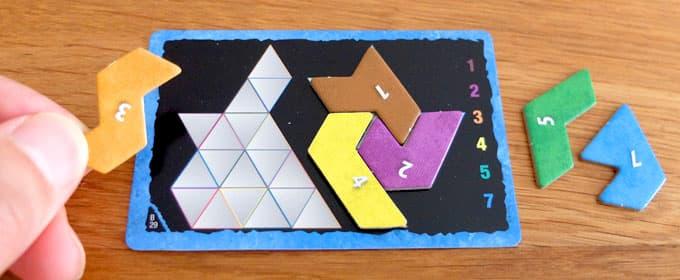パズル枠が2つある|ウボンゴミニトライゴ