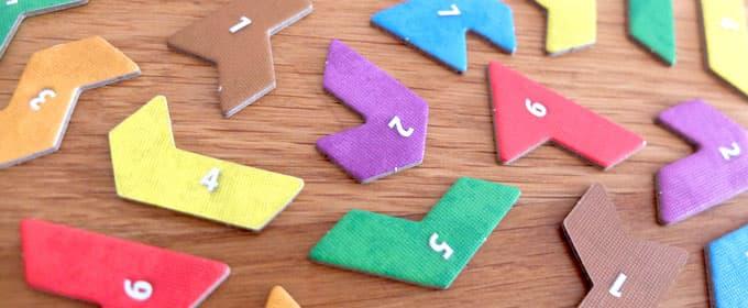 三角型ピース|ウボンゴミニトライゴ