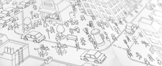 推理ゲーム|ミクロマクロ:クライムシティ