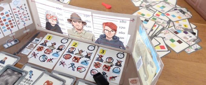 推理系ボードゲーム