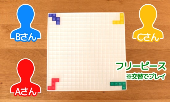 攻略 法 ブロックス ボードゲーム「ブロックス(Blokus)」のコツを教えてください… /