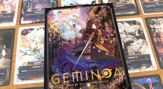 Geminoa(ジェミノア)の箱