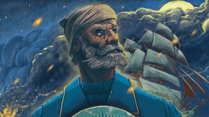 【ボドゲニュース】『ネモの戦い~海底二万マイルを超えて~』小説ベースのソロプレイボードゲーム
