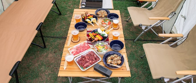 BBQ・キャンプの画像