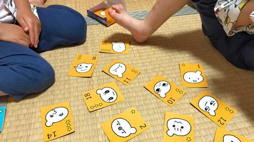 変顔マッチ|ボードゲーム