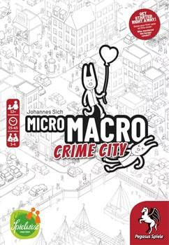 ミクロマクロ:クライムシティ