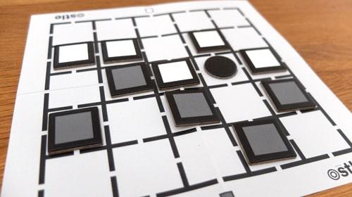 オストル|ダイソーのボードゲーム
