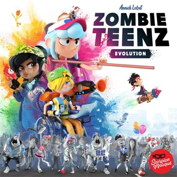 ゾンビティーンズエボリューション(Zombie Teenz Evolution)